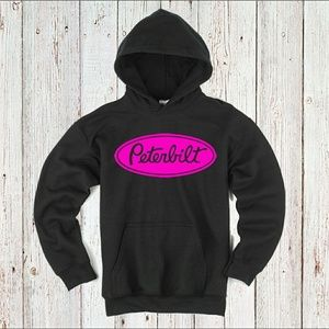 Other - Peterbrilt pink hoodie